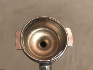 Чистка Холдера кофемашины