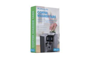 Таблетки для кофемашины. Чистка кофемашины от кофейных масел